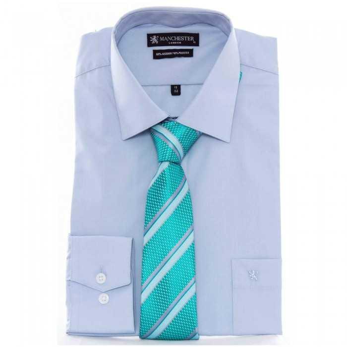 Camisa  | 5232 R  | Manchester  | Trajes Hidalgo