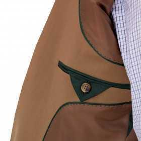 Saco | Clásico Blazer 100% Lana Súper 120's |  Hidalgo525  | Trajes Hidalgo